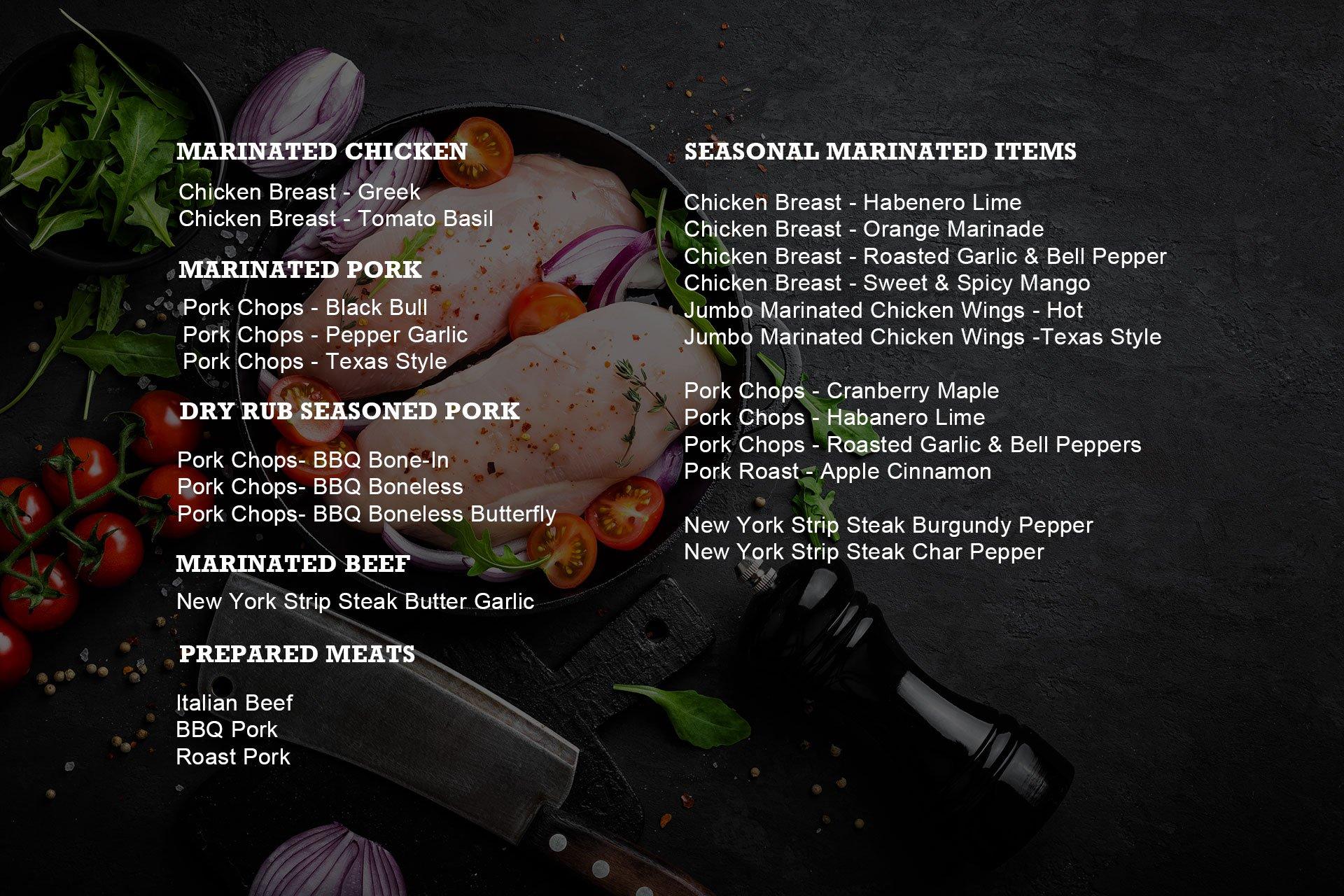 marinated-menu